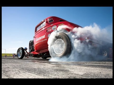 Best of Hot Rod BURNOUTS PURE SOUND HD