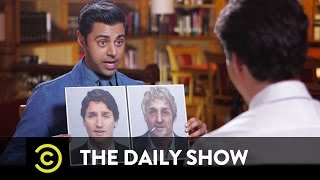 Exclusive - The Daily Show vs. Justin Trudeau: Get Ready to Look Like S**t