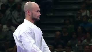 Finals World Karate Championships - Afternoon Sunday 9th November 2014