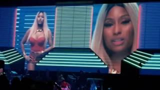 Ariana Grande -Side to Side (LIVE CDMX) Feat. Nicki Minaj