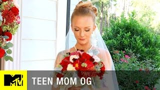 'Maci's Wedding Begins' Official Sneak Peek | Teen Mom (Season 6) | MTV