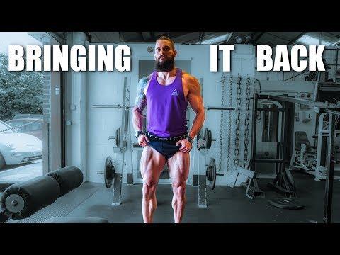 BRINGING IT BACK! | Rebuilding & Physique Update  (Lex Fitness)
