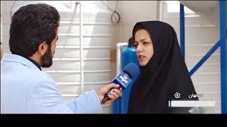 Iran Water filtration units for Car Wash, Isfahan city دستگاه تصفيه آب كارواش اصفهان ايران