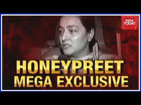 Xxx Mp4 Honeypreet Insan Exclusive Interview To India Today 3gp Sex