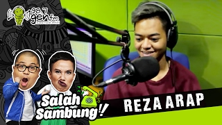 REZA ARAP Ngerjain Rani Ramadhany di #SALAHSAMBUNG GEN FM!