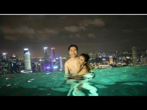 Xxx Mp4 Wow Anak Gubernur Tengku Ryan Foto M3 R4 Di Kolam Renang Dengan Miss Grand International 3gp Sex