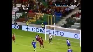 Cristiano Ronaldo bicycle kick goal-disallowed