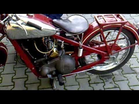 Jawa 350OHV R.v. 1939