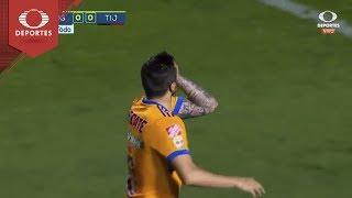 Gol de Gignac | Tigres 1-0 Tijuana | Clausura 2018 - Jornada 11 | Televisa Deportes