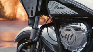 Jack Daniel's Limited Edition Indian Chieftain