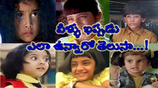 Tollywood Popular Child Artists Then and Now   Telugu childhood actors  