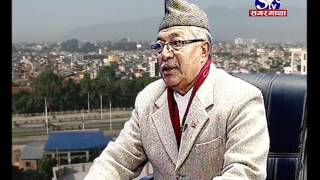 STV Chat with Omkar Shrestha.