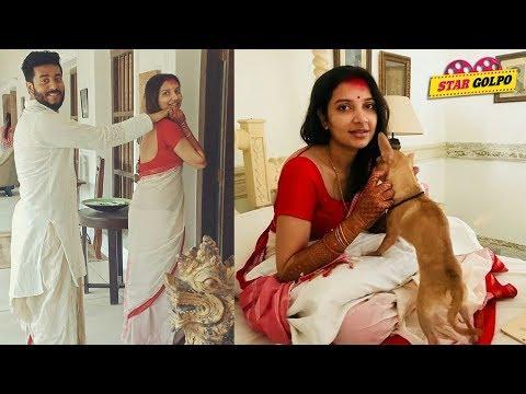 Xxx Mp4 বিয়ের পরে প্রথম সকাল রাজ্ শুভশ্রীর Raj Subhashree Married Life Star Golpo 3gp Sex