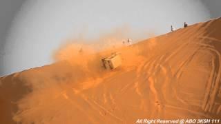 تطعيس 1010 .. انقلاب ربع | Sand Dune | HD