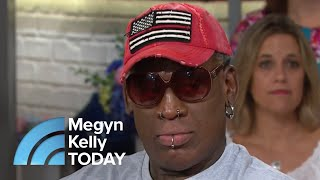 Dennis Rodman On Human Rights In North Korea, Friendship With Kim Jong Un | Megyn Kelly TODAY