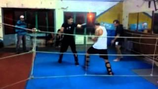 kit boxing victor pizarra vs pablo cheg