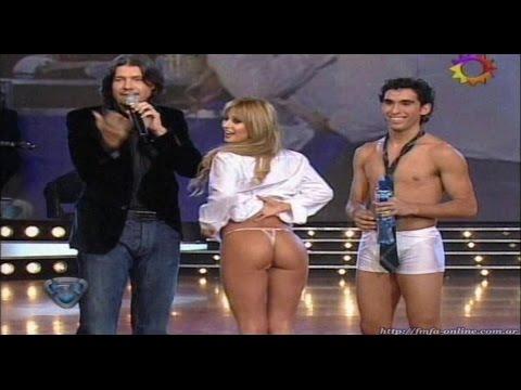 Jesica Cirio Strip Dance 2008