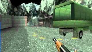 007: GoldenEye - Nintendo 64 - Mission 1