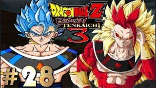 Dragon Ball Budokai Tenkaichi 3 - Tập 28 - Thần Vegito Blue  Đại Chiến Thần Rigor | Big Bang