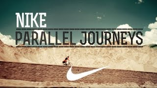 Nike Parallel Journeys : THE MAKING OF AN EPIC FILM - CANNES LION & SPIKES ASIA FILM GOLD AWARDS