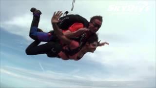 Patel Payal's Tandem skydive!