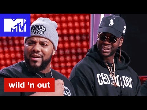 2 Chainz Calls Nick Cannon's Jacket A Magnum Condom   Wild 'N Out   #Wildstyle