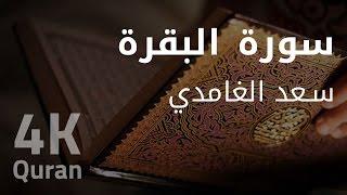 سورة البقرة للشيخ سعد الغامدي - فيديو لمناظر طبيعية خلابة بتقنية وجودة عالية جدا- 4kQuran