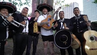 how i surprised post malone with a mariachi band