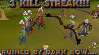 Huge Kill Streak! W00t! OSRS Pk Ft Abdul The Arab - Duo Commentary