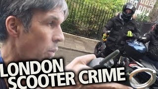 Met Police Beat The Criminals | London Scooter Crime: The Facts