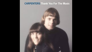 JUST KAREN : The Singles 69-73 * The Voice of KAREN CARPENTER