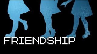 Friendship - May or may not involve a Yandere (RPG Maker/ All Endings) Manly Let