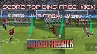 The Third Most Effective Pes Mobile Free-Kick • Tutorial