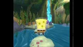 Sponge Bob early video game demo
