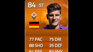 FIFA 15 SMOTM GOMEZ 84 Player Review & In Game Stats Ultimate Team