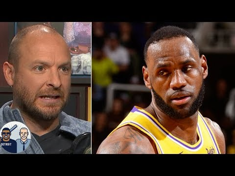 LeBron James is going to distance himself from Lakers teammates Ryen Russillo Jalen & Jacoby