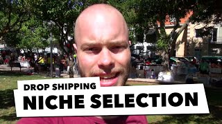 How To Find Drop Shipping Products  — Drop Shipping Niche Selection Tips and Tricks    #077