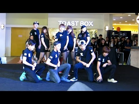 NPOH15 NP KCC CHOOM Kpop Dance Competition 2015 FINALS - (Guest Performer) 1of5 [HD]