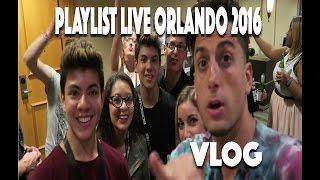 PLAYLIST LIVE ORLANDO 2016  VLOG