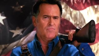 Ash vs. Evil Dead - Ash4President  - A Real Man in the White House (2016) Bruce Campbell
