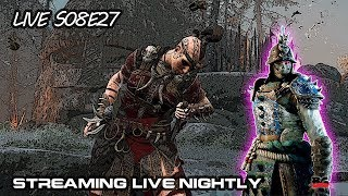 For Honor Gaming Live S08E27 01/16/2018