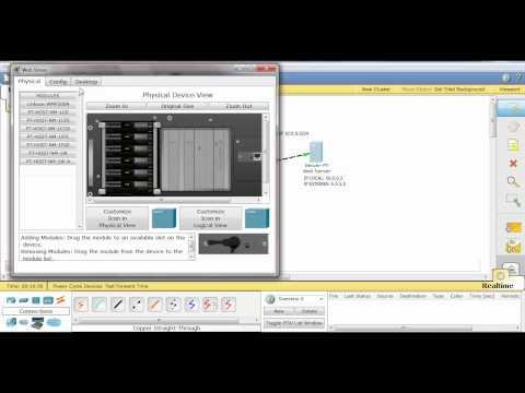 Packet Tracer Configurar NAT 5 min