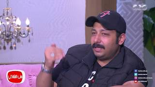 معكم مني الشاذلي - بطل في رمي القرص .. الكوميديان محمد ثروت يتحدث عن والده