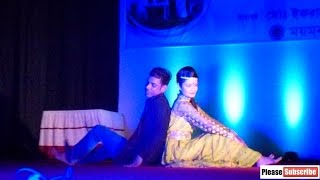 Awesome Bangla duet dance performance 2017