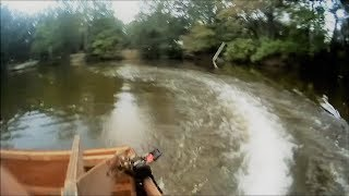 Homemade Plywood Jet Boat Pt,11(Float Test)
