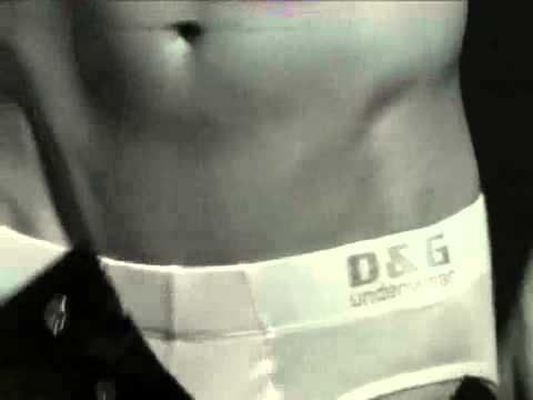 D G Underwear Man, Video Advertising