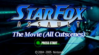 Star Fox: Assault - The Movie (All Cutscenes)