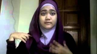 tutorial hijab by Rizma Amalina2 .3GP