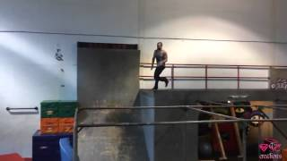 Stephen Amell Workout/Training
