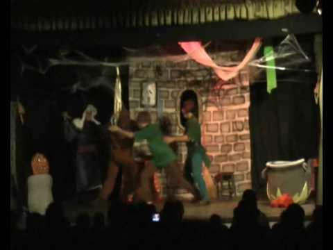 Teatro Scooby Doo em sua festa